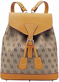 L523 Dooney Bourke Backpack