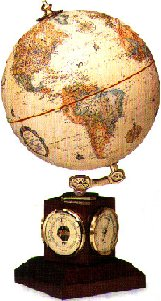 Replogle Weather Station Globe
