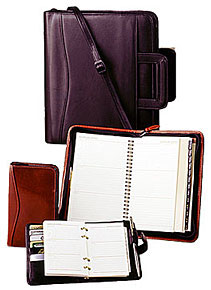 5008 Scully 4x7x.5in. non-zippered Planner