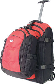 Swiss Army Wheeled Backpack
