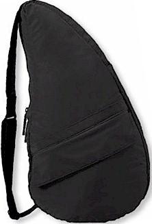 #7104 Black Ameribag Medium Micro Fiber Healthy Bag