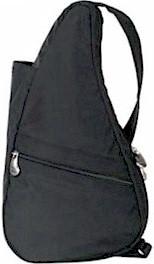 #7105 Black Ameribag Large Micro Fiber Healthy Bag