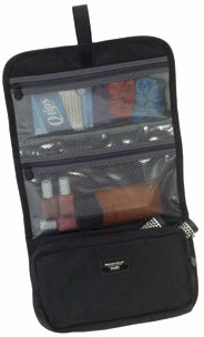 1118n briggs and riley baseline tri-fold toiletry kit