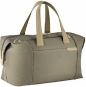 256 briggs riley baseline large travel satchel