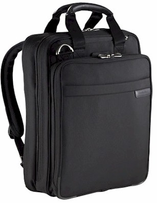 bb107 briggs riley vert comp brief backpack