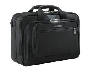 Briggs & Riley @Work Medium Clamshell Brief KB203C