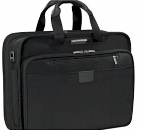 KB402X Briggs & Riley @Work Checkpoint-Friendly 17inch Executive Expandable Brief