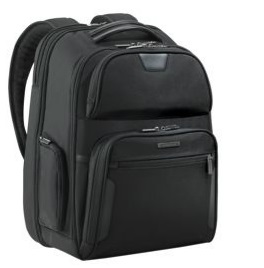 Briggs & Riley @Work Large Clamshell Backpack KP375C