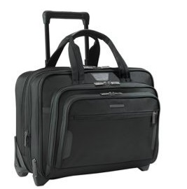 Briggs & Riley @Work Medium Expandable Rolling Brief KR250X
