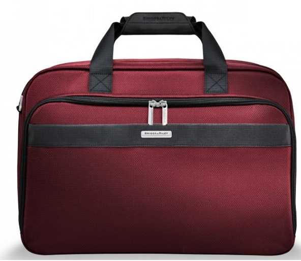 TD441  Briggs and Riley Transcend 400 Series Clamshell Cabin Bag