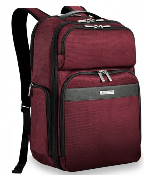 TP465  Briggs and Riley Transcend 400 Series Cargo Backpack