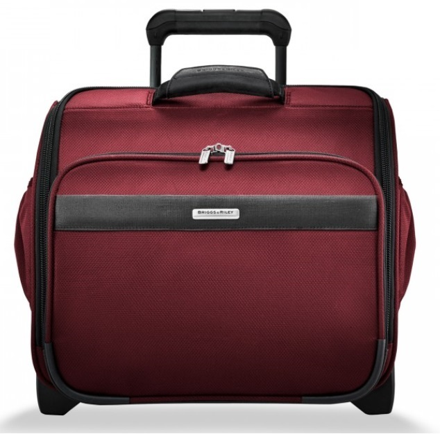 TU416  Briggs and Riley Transcend 400 Series Rolling Cabin Bag