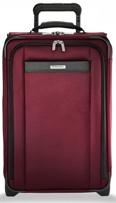 TU422VX Briggs and Riley Transcend 400 Series Tall Carry-On Expandable Upright