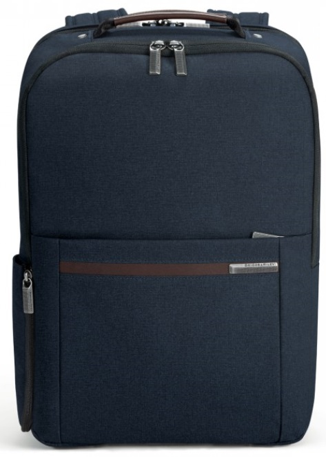 ZP160  Briggs and Riley Kinzie Street Medium Backpack