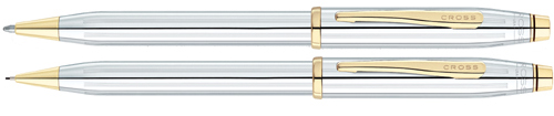 330105WG CRS Century II Medalist Pen/Pencil Set