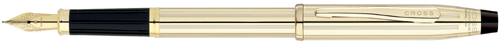 4509 CRS Century II 10K Gold/Rolled Gold Fountain Pen