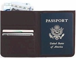 ac199 cross passport wallet