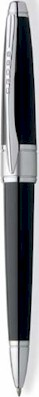 AT0125-2 Cross Apogee Black Star Lacquer Rolling Ball
