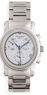 wmaq50 crs mens milan chrono stnls steel watch