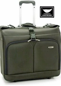 12353 delsey breeze trolley grmt bg