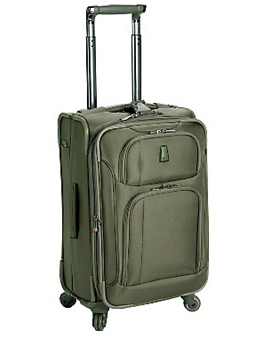 "13247 delsey breeze 3.0 26"" expandabel 4 wheel trolley"