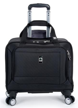 15242 delsey breeze 4.0 spinner trolley tote