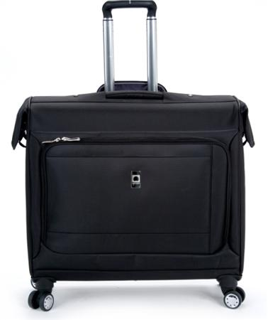 15243 delsey breeze 4.0 spinner trolley garment bag