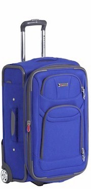 "22874 delsey helium 21"" carry-on expandable suiter trolley"
