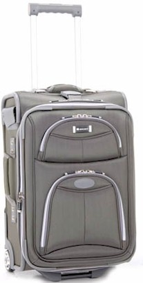 23374 delsey helium 250GX carry-on exp. suiter