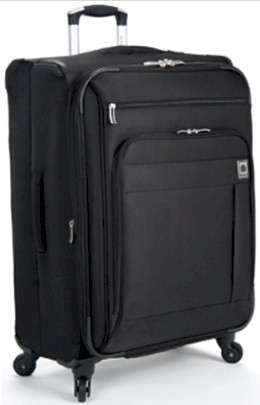 28744 delsey helium superlite spinner carry-On expanable trolley
