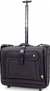 44553 delsey lite trolley garment bag