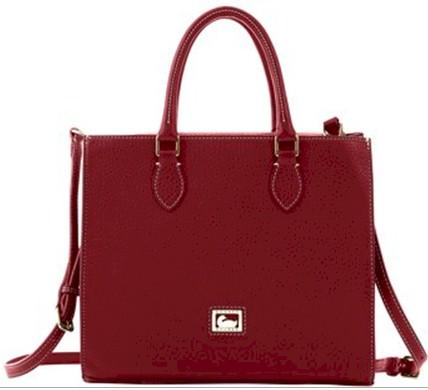shown in Crimson