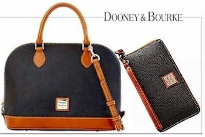 Dooney And Bourke Zip Classic