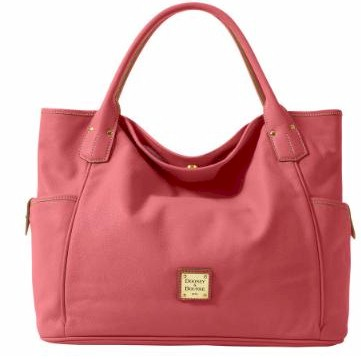 BF792S  dooney bourke Calf Kristen Tote Specials