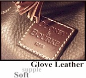 Quality Dooney Leather
