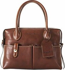 CP389S  dooney bourke florentine vachetta small east/west satchel specials
