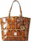 Dooney and Bourke Croco Medium East/West Tote