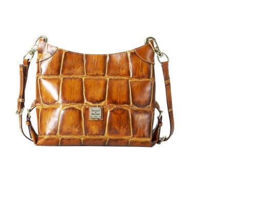 Dooney and Bourke Croco Fredrica Bag