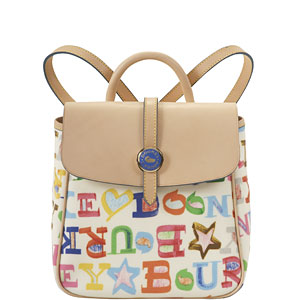 IG546 Dooney & Bourke Doodle Backpack Specials