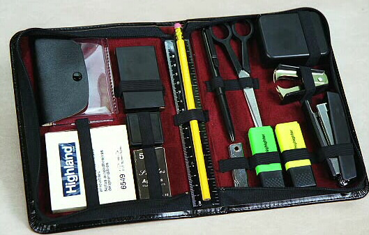 Tavel Leather Organizer