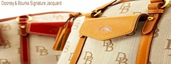Dooney & Bourke Signature Jaccquard