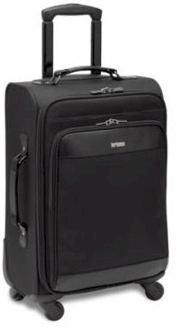 Hartmann 3051 20 inch mobile traveler spinner BLACK promo25