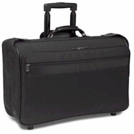 Hartmann 3225 rolling carry on garment bag BLACK promo25