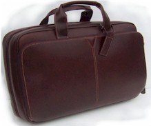 207 johnston and murphy slimline laptop brief