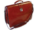 7505SS Sienna Classic Briefbag with shoulder strap