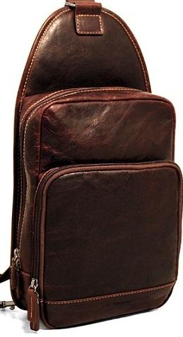 7582 Jack Georges Voyager Sling Bag
