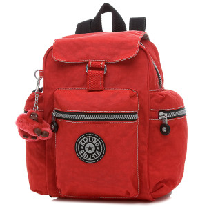 Kipling Child Backpack in Red