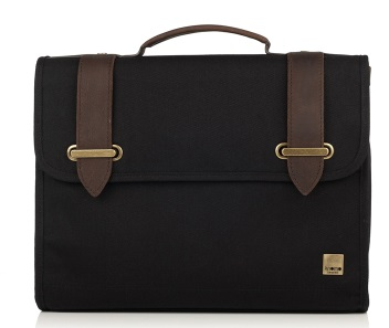 3ef16f4494 57102 Knomo Balham Collection Padstow Slim Satchel Briefcase