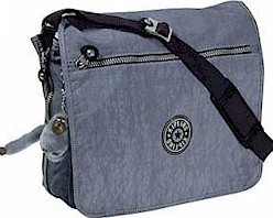 2133 Kipling Madhouse Expandable Messenger Bag