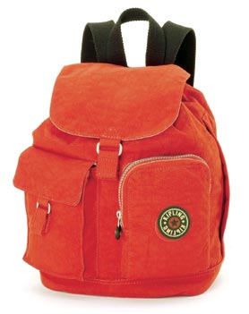 2147 Kipling Honeybee Backpack